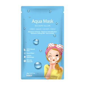 New Aqua Mask Pack