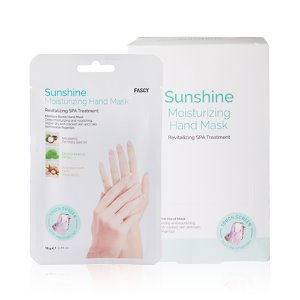 Sunshine Moisturizing Hand Mask